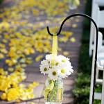 caminho do altar - mini casamento