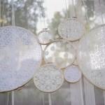 detalhes da decoração - mini casamento