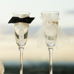 taça dos noivos - mini casamento