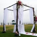 altar - mini casamento