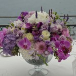 arranjo do flores - mini casamento