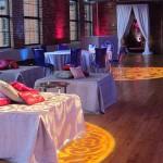 lounge com pufes - mini casamento - decoração de casamento Curitiba
