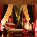 lounge com recamier - mini casamento - decoração de casamento Curitiba