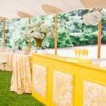 bar amarelo curitiba - mini casamento curitiba - decoração de casamento Curitiba