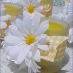 velas amarela curitiba - mini casamento curitiba - decoração de casamento Curitiba